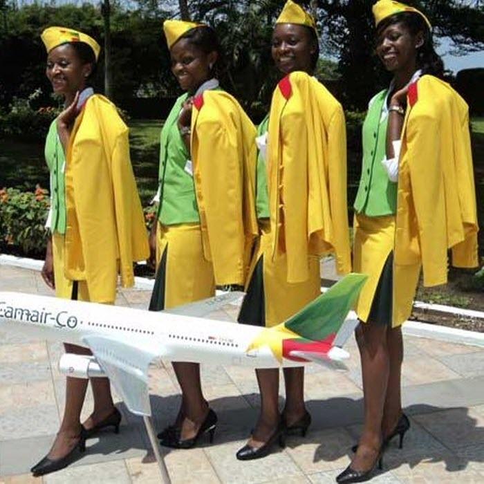 NON, la compagnie aérienne nationale camerounaise Camair-Co ne recrute pas 130 hôtesses